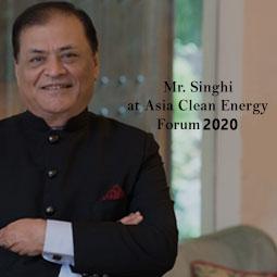 Asia Clean Energy Forum