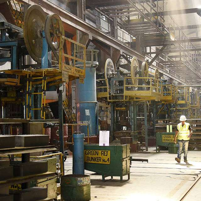 dalmia refractory-largest refractory in the world