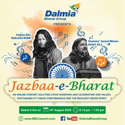 Jazbaa-e-Bharat– an online musical concert
