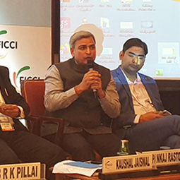 Mr Pankaj Rastogi at FICCI National Summit